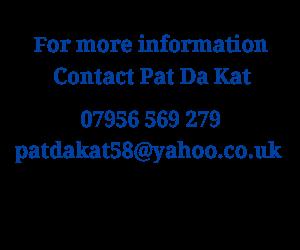 Pat Da Kat Vintage DJ