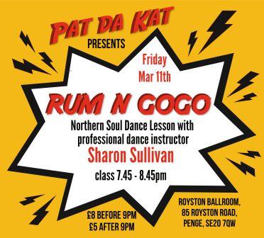 Rum n GoGo March special