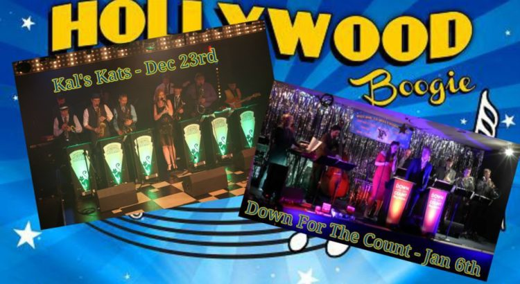 live swing bands at Hollywood Boogie