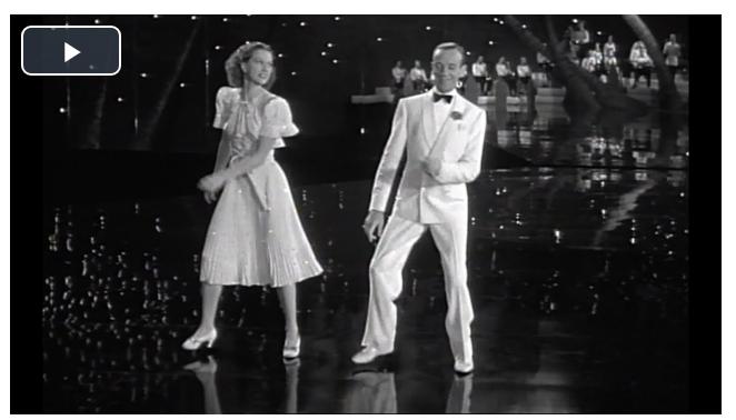 vintage dance inspiration