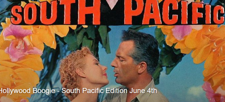 south pacific inspired dance